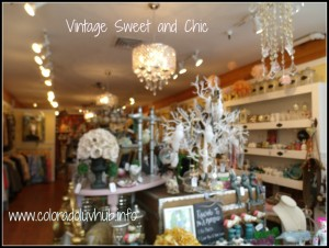 Vintage Sweet and Chic
