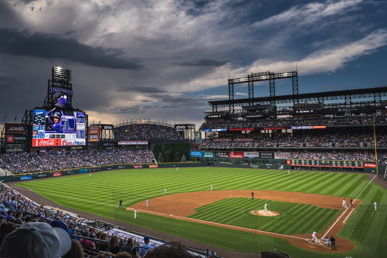 All Star Game in Denver